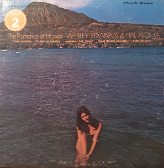 The Romance of Hawaii by Webley Edwards and Hal Aloma